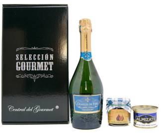 Regalo Gourmet gran seleccion C2-1 en estuche lujo