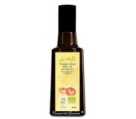 Vinagre añejo dulce de Paraguayos ecológico, Los Majos 250 ml