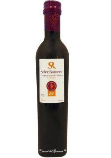 Vinagre Ecologico Balsamico Blanco Soler Romero