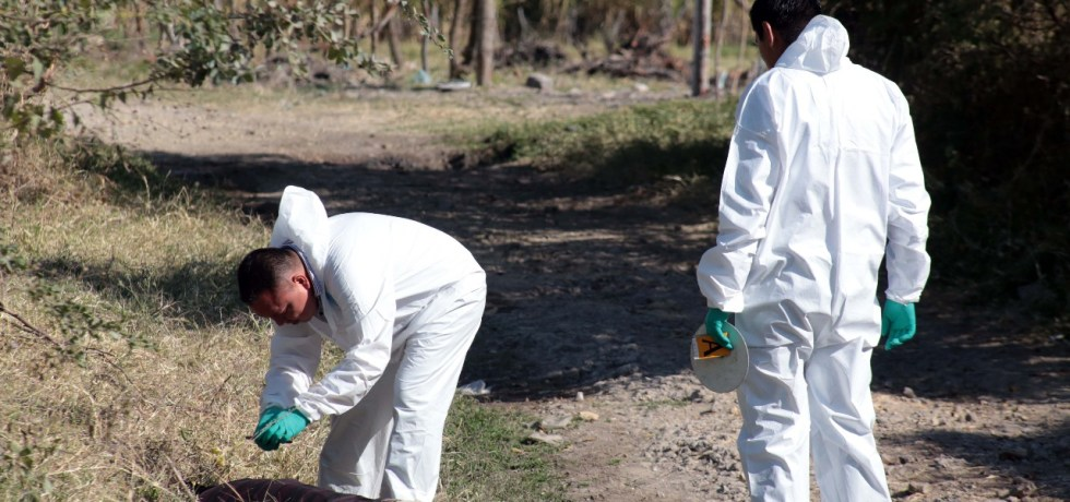 Ejecutado en Emiliano Zapata | Foto: Margarito Pérez Retana