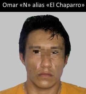 9. Omar El Chaparro