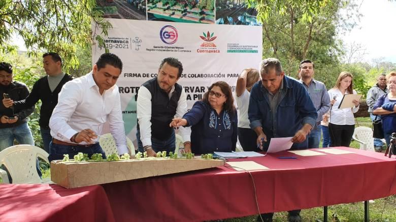 Firma El Pilancón 3
