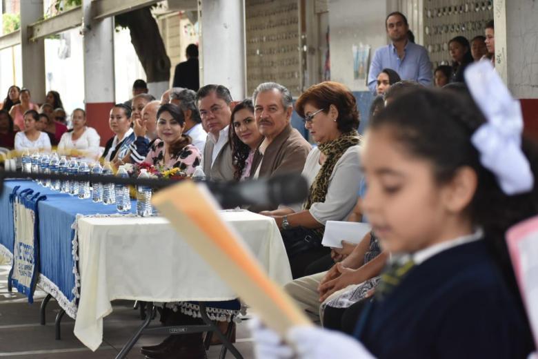 """IMPLEMENTAN PORGRAMA """"VIDA SALUDABLE"""" EN 30 ESCUELAS PRIMARIAS DE JIUTEPEC 02"""