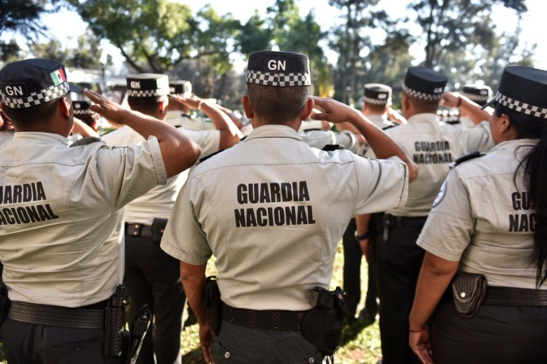 nuevo titular de la Guardia Nacional en la entidad 02