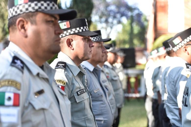 nuevo titular de la Guardia Nacional en la entidad 03