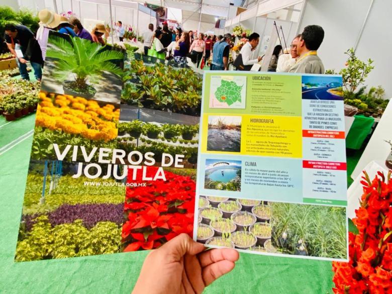 VIVERISTAS DE JOJUTLA PRESENTES EN LA EXPO AGRO BAJA 2020 01