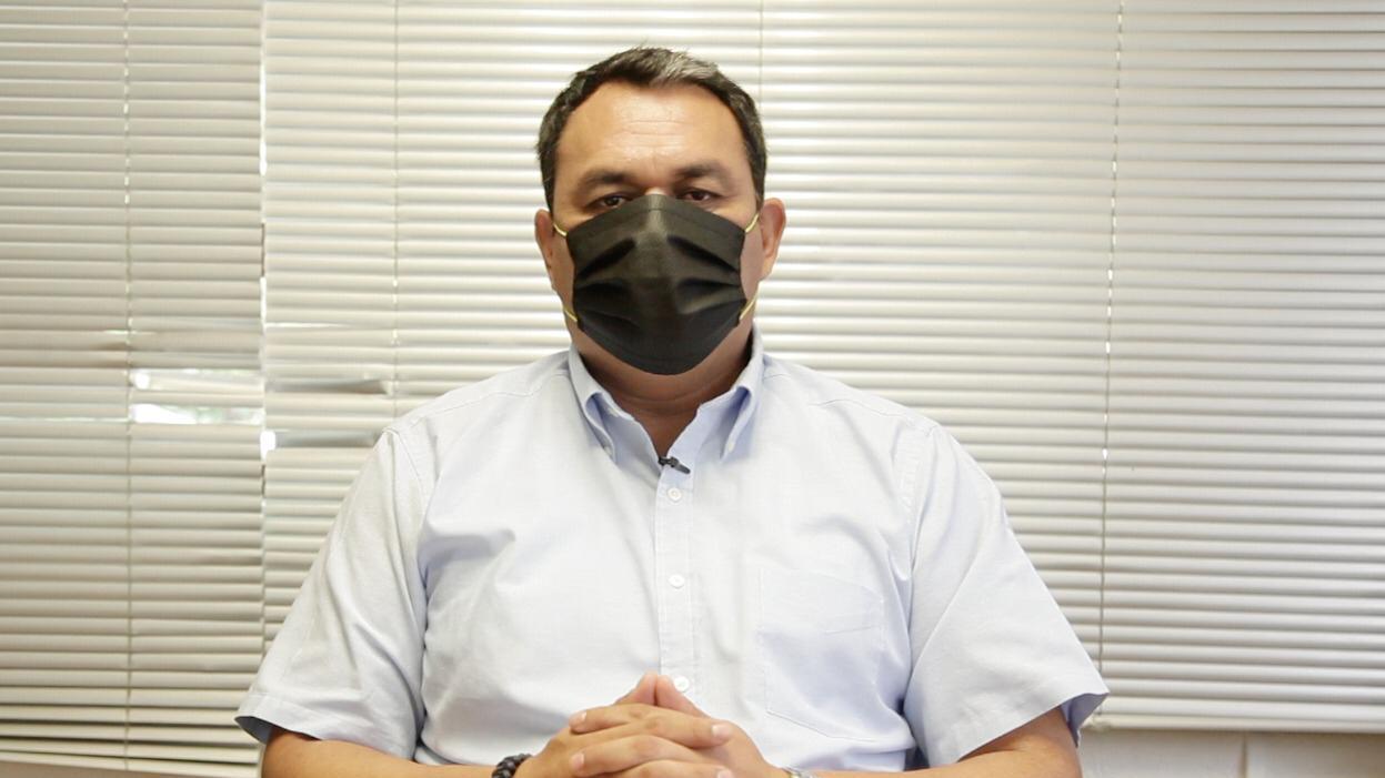 Secretario del Ayuntamiento, Erick Santiago Romero Benítez