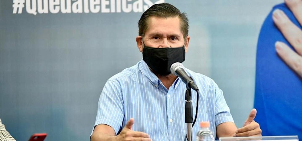 Samuel Sotelo, Consejero Jurídico del Gobierno de Morelos