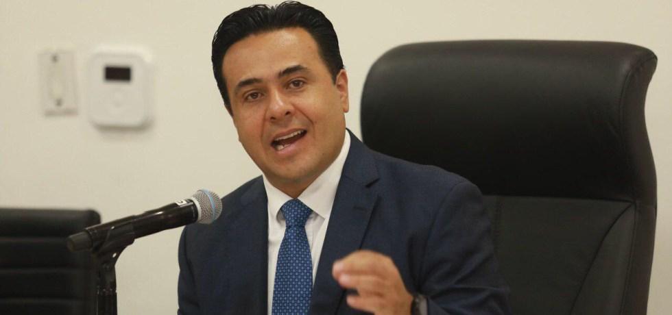 Presidente municipal de Querétaro, Luis Bernardo Nava Guerrero