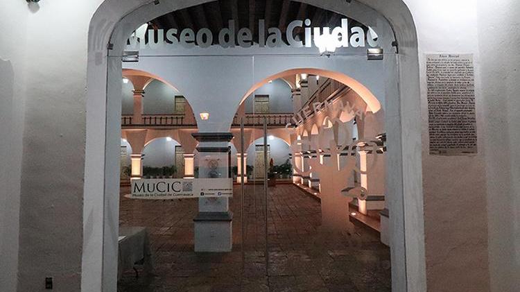 Museo de la Ciudad de Cuernavaca