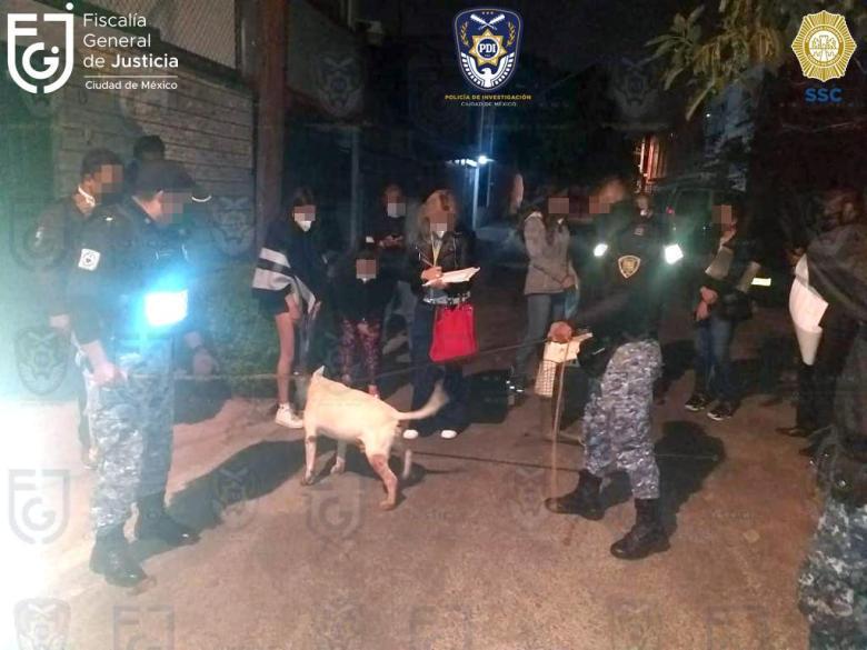 Rescatan a perrito maltratado