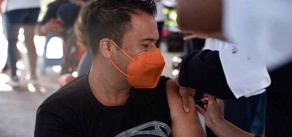 Vacuna contra Covid-19 en Morelos