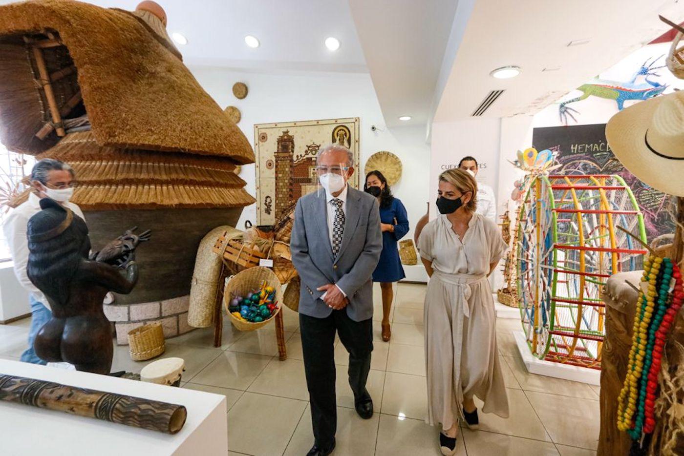 Reconoce Sectur trabajo de Morelos en Cultura y Turismo