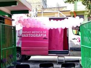 Invita IMSS Morelos a mujeres a realizarse mastografías en Emiliano Zapata, Tlaquiltenango y Cuautla