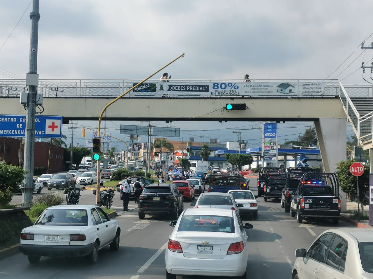 Riña deja un muerto en Jiutepec
