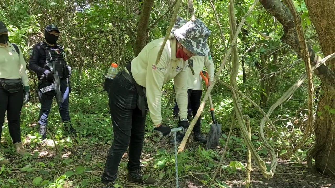 Arrancan en Morelos trabajos de la Sexta Brigada Nacional de Búsqueda de Personas