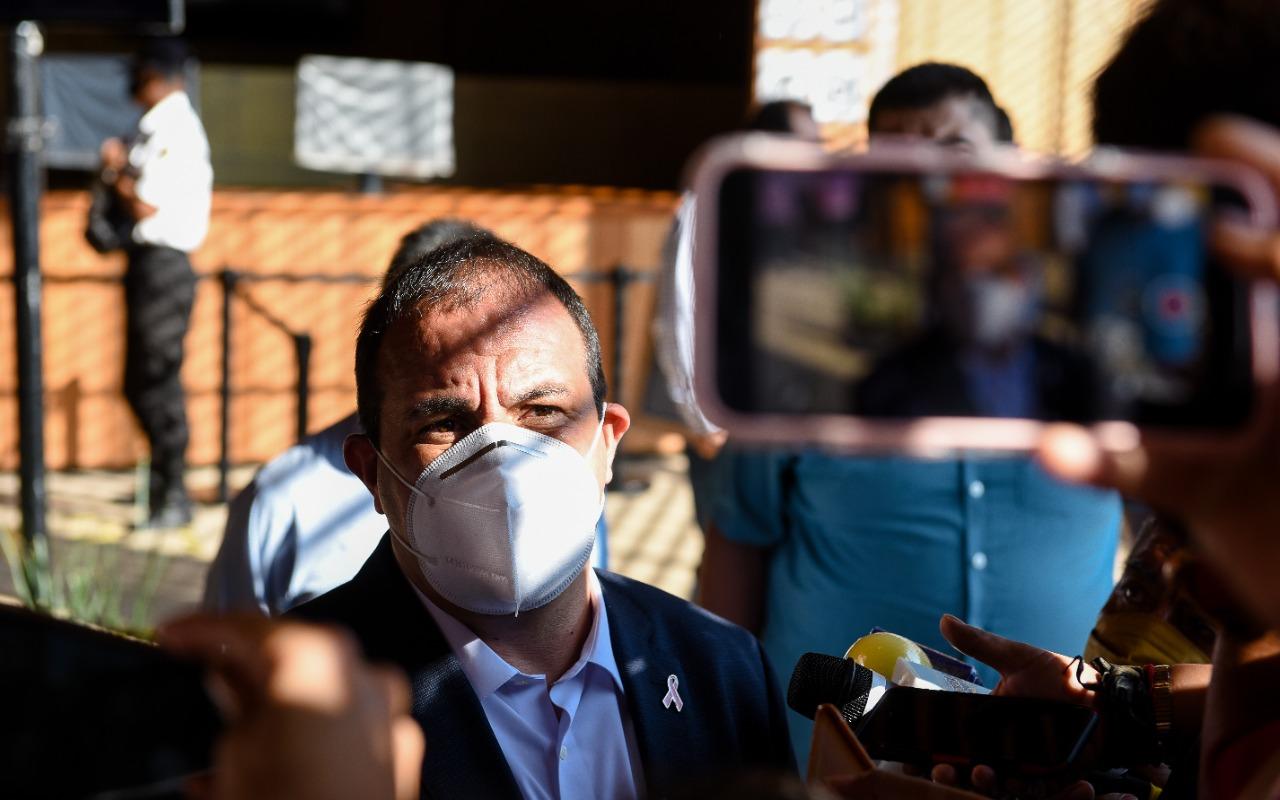 Continúan investigaciones contra Graco Ramírez y sus colaboradores: Cuauhtémoc Blanco