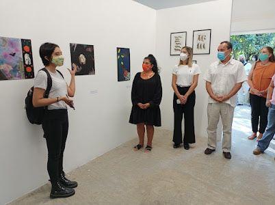 """Inauguran la exposición """"Conociendo a los murciélagos de Morelos"""""""