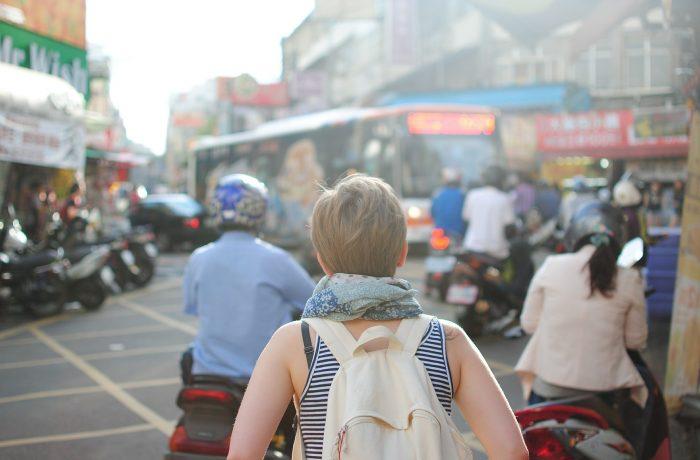 Work & Travel Trabalho & Viagem