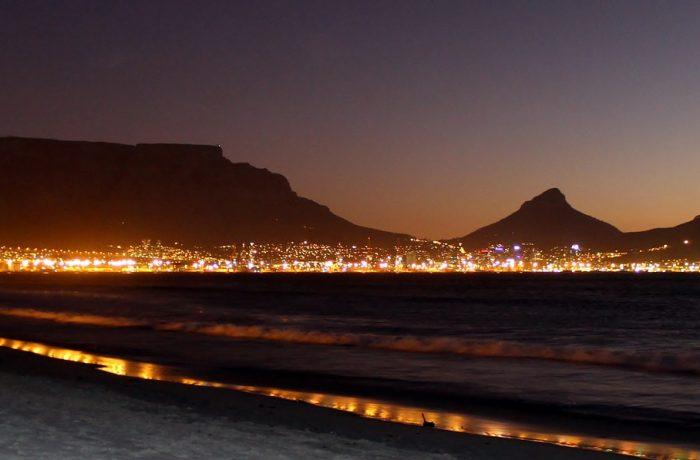 Intercâmbio Destinos África do Sul Cape Town