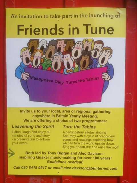 Friends in Tune