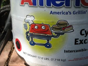 grill tank