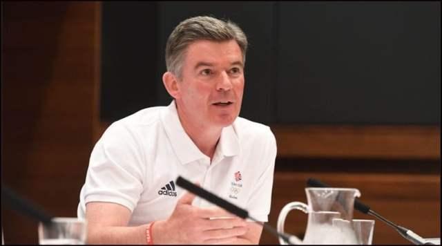 British Olympic Association's Chief Hugh Robertson