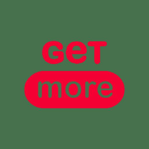 Get More Logo