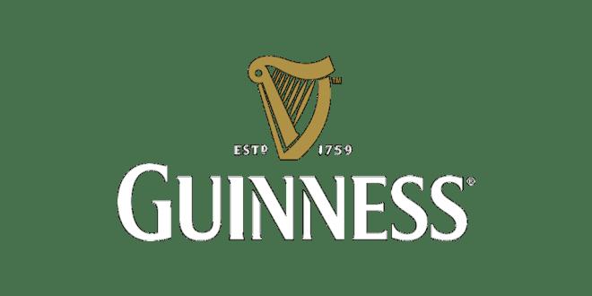Guinness White Logo