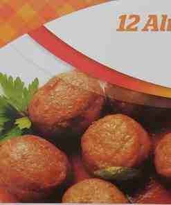 Almond porc