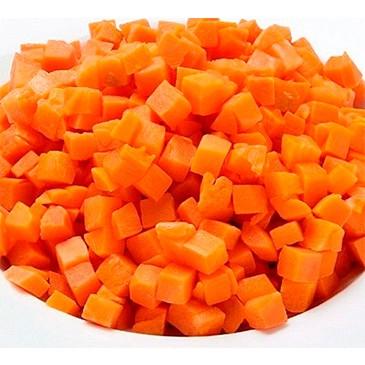 Cenoura (Cubos)