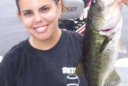 Florida Bass Fishing in September