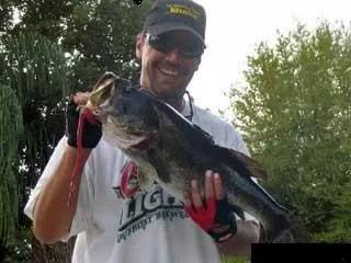 east lake toho trophy bass