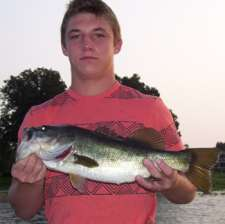 Johns Lake Bass Fishing