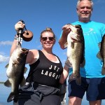 Bass Fishing On The North End Of Okeechobee