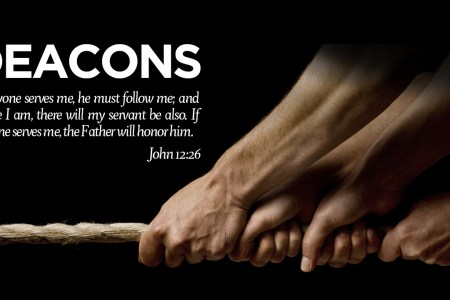 Hands helping pull a rope, describing the deacon ministry