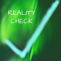 Reality Check text over a check mark on a green background