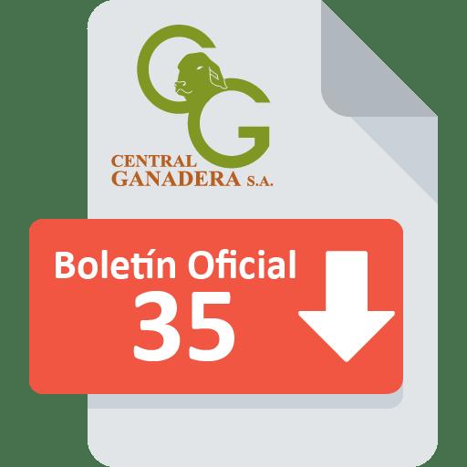 Boletín Oficial 35