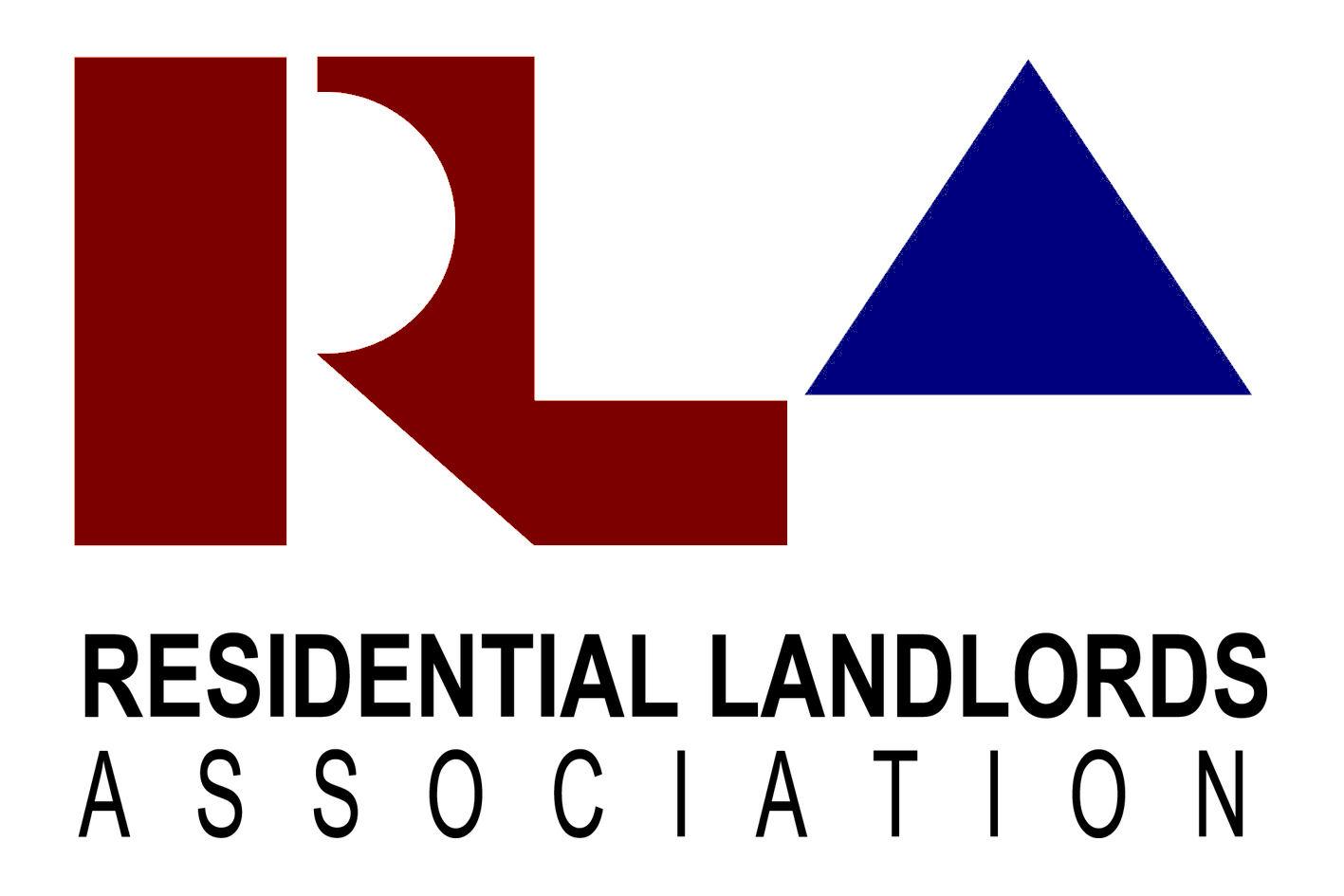 Managing rent arrears - Residential Landlords' Association logo