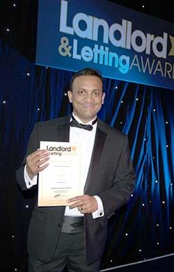 Romesh Muthiah, Co-Director of Central Housing Group