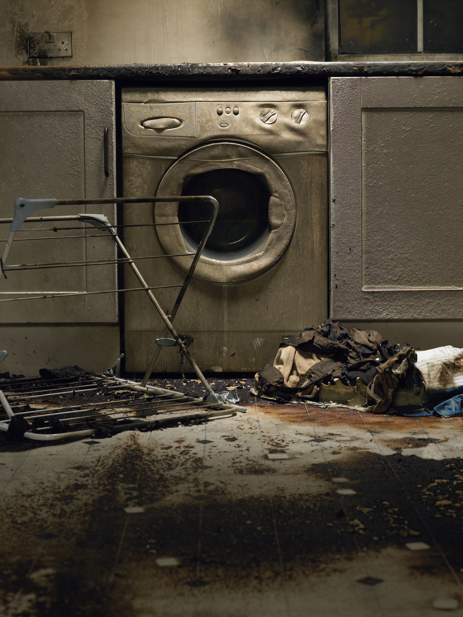 Faulty white goods for Central Housing Group