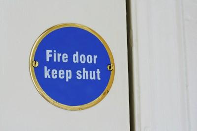 Fire Door Check for guaranteed rent scheme