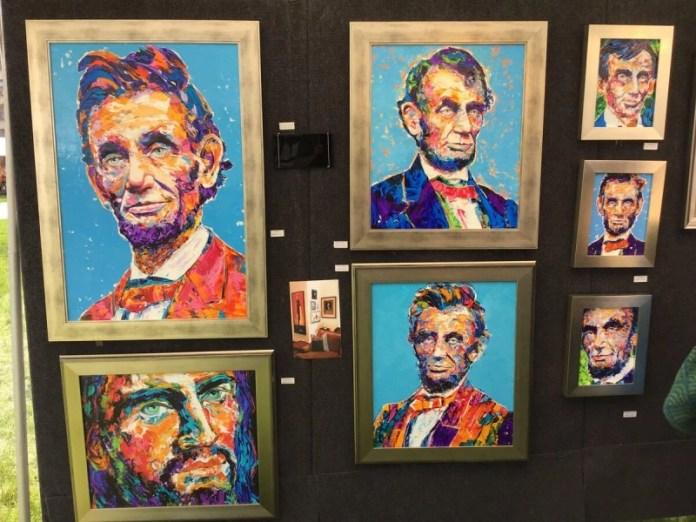 Photos: Springfield PrideFest + Old Capitol Art Fair