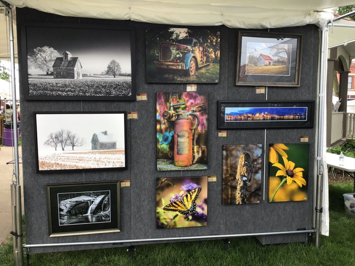 Art on Main Fine Arts Festival draws a crowd in Canton14