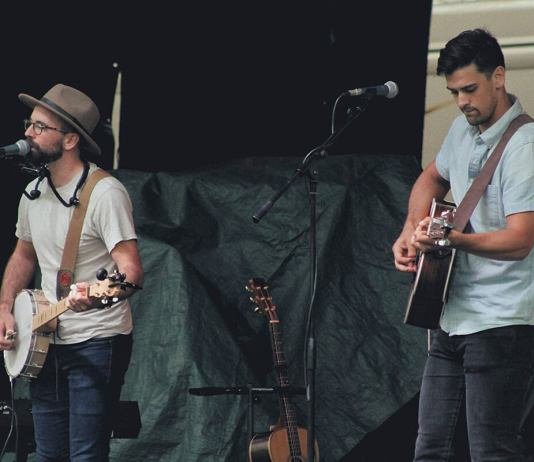 The Hussey Brothers and the quest for Americana transcendence