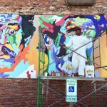 Street art played big in Peoria