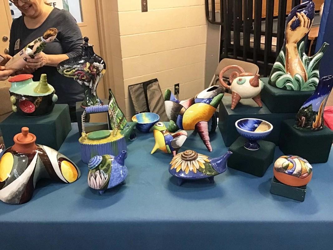 C-U Craft League Art Fair settles into its new home