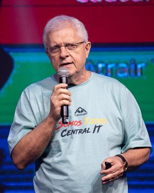 Antonio Jorge, Vice-Presidente de Relacionamento com o Cliente - Planejamento Tático 2021