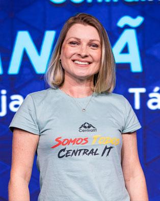 Vânia Oberger, Vice-Presidente de Pessoas, Gestão e Finanças - Planejamento Tático 2021