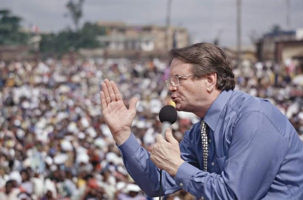 Evangelist Reinhard Bonnke Dies - News and Gist Blog in Nigeria